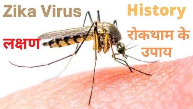 Zika Virus Symptoms & Prevention in Hindi
